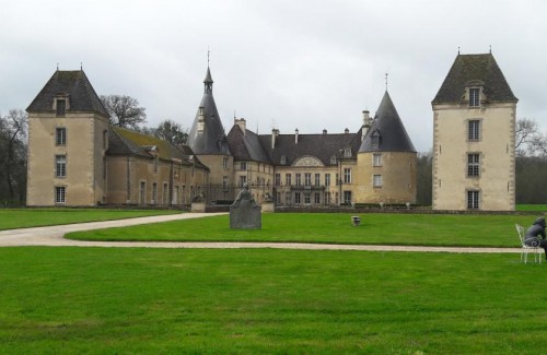 Commarin - CHATEAU